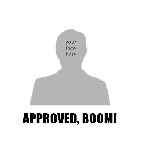 boom approved rubber stamp