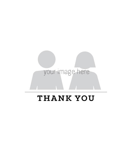 Custom Thank You Rubber Stamp