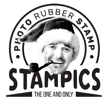 Stampics Photo Rubber Stamps
