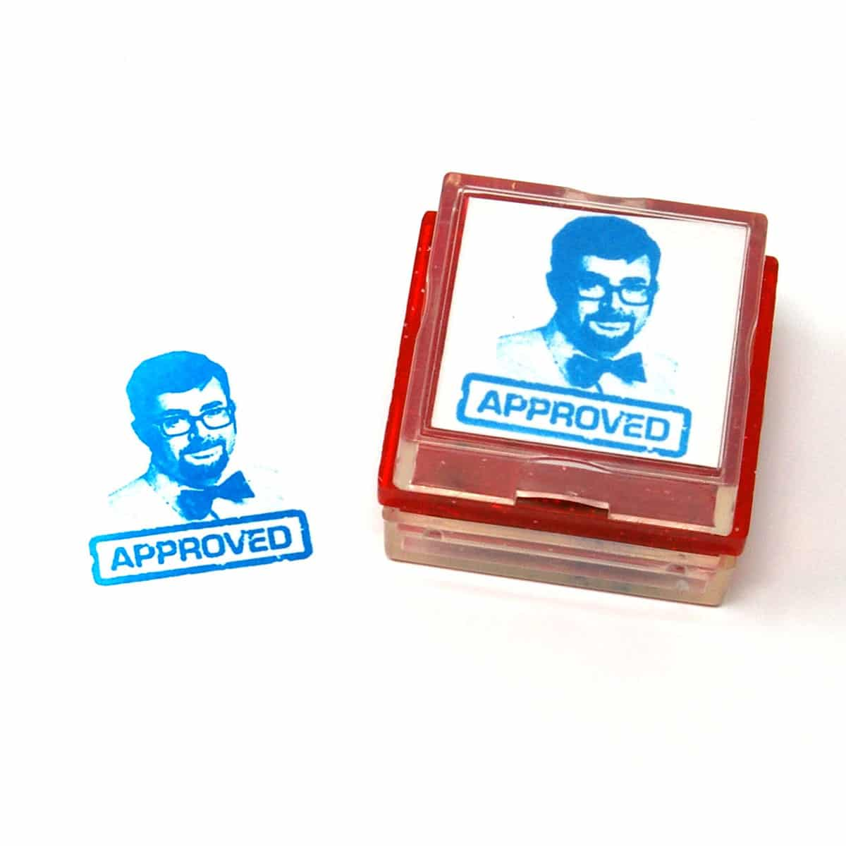 approved teacher rubber stamps
