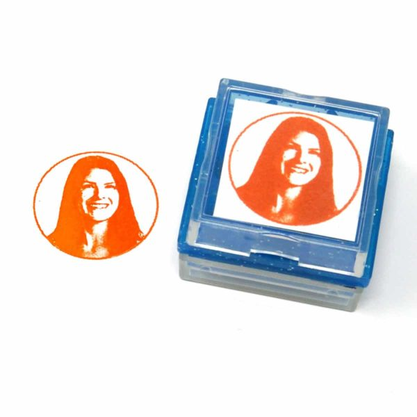 The Blogger Rubber Stamp