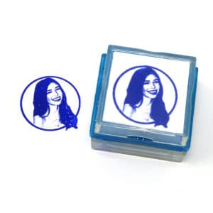 Custom Rubber Stamp from an Image