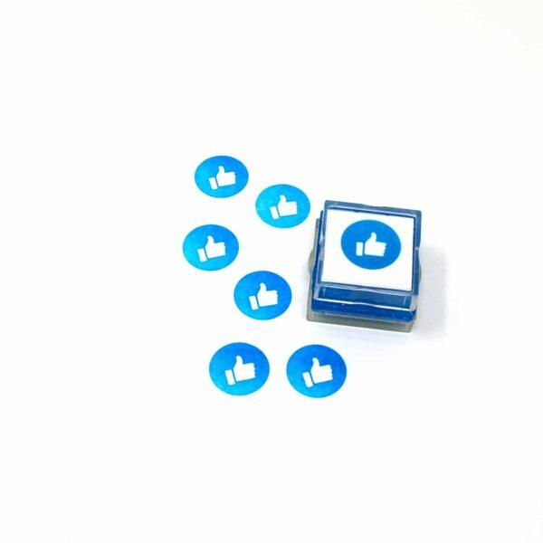Memes, Emojis, Social Media Rubber Stamps