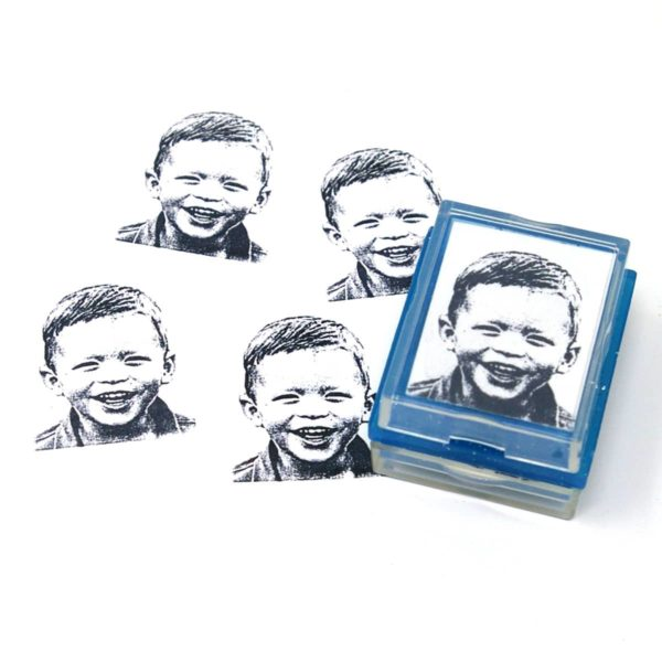 stampics custom rubber stamp