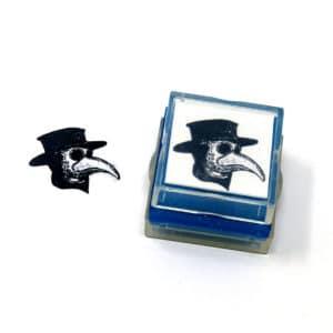 custom image rubber stamp
