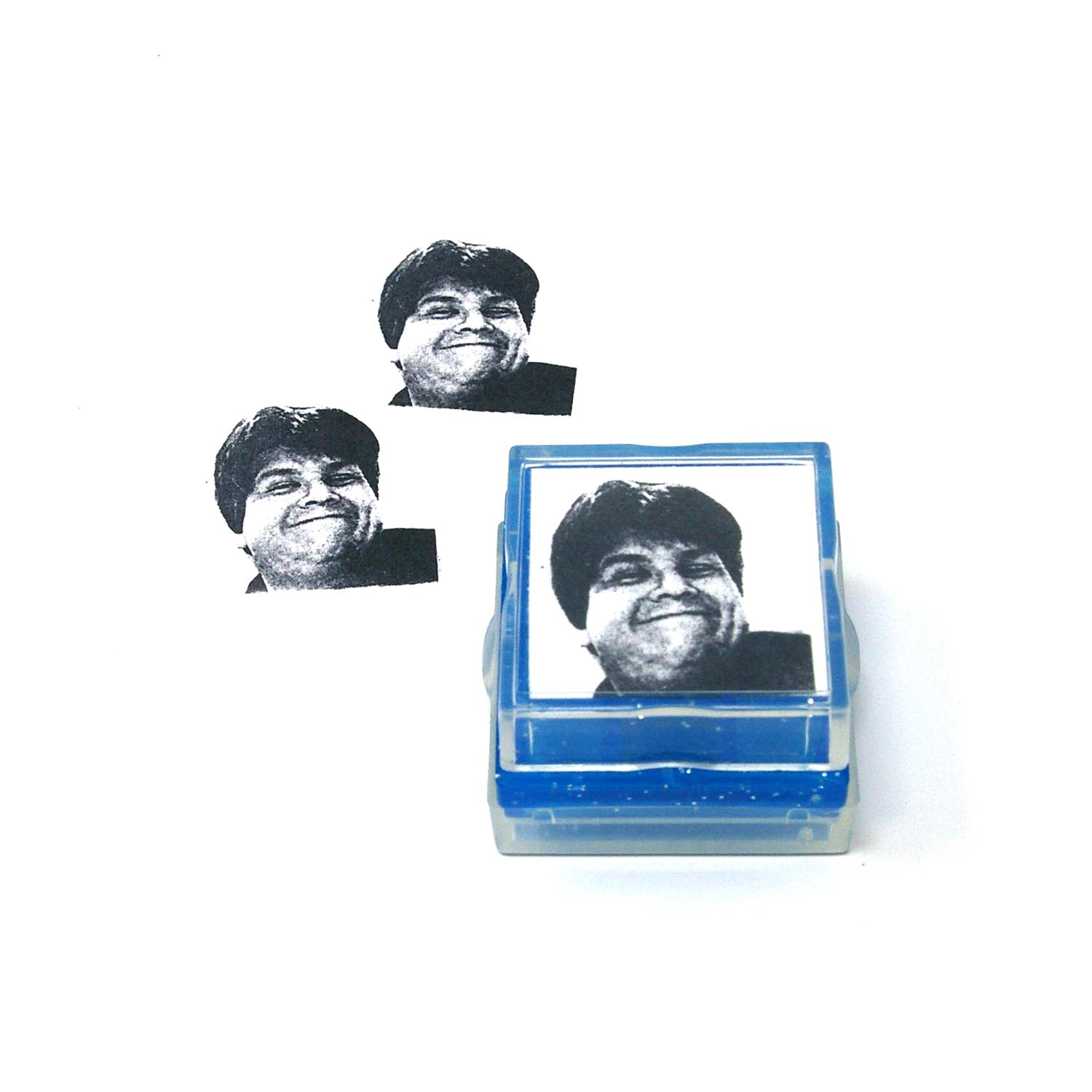 Face Stamps made from your photos