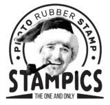 Stampics Custom Photo Rubber Stamps