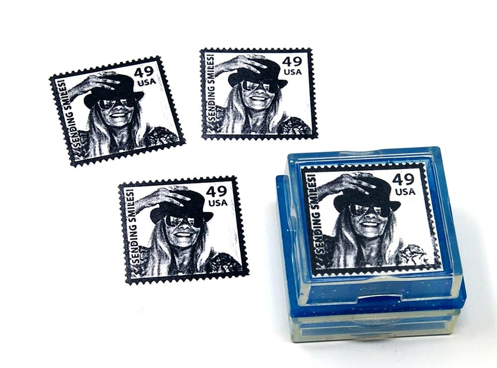stamp rubber stamp