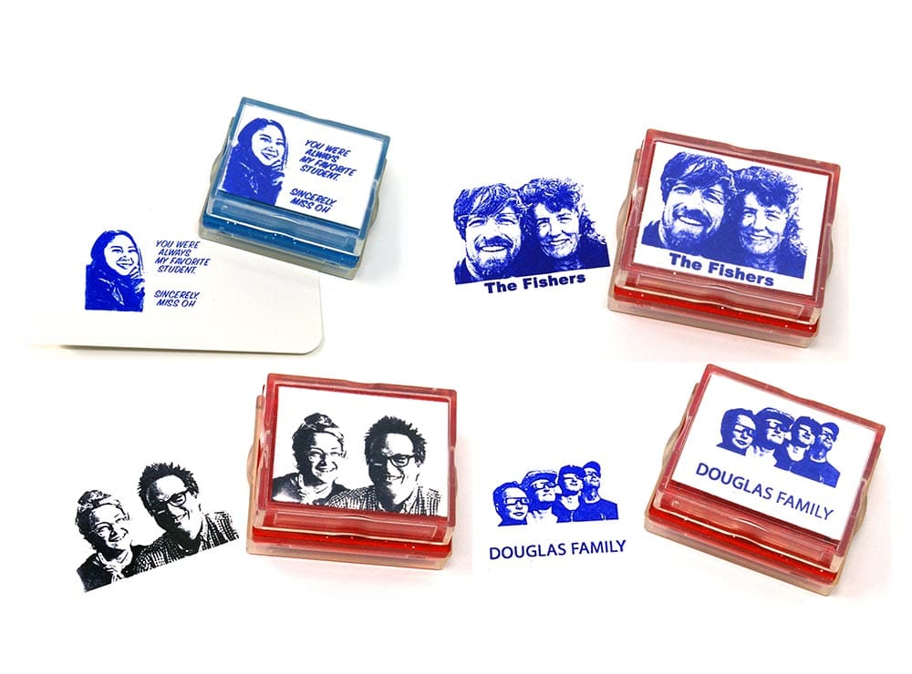 Custom Rubber stamps - Stampics